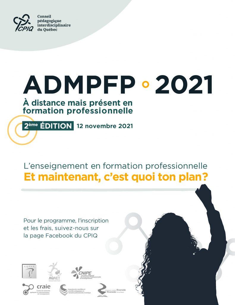 ADMPFP 2021  - Enseignement en formation professionnelle