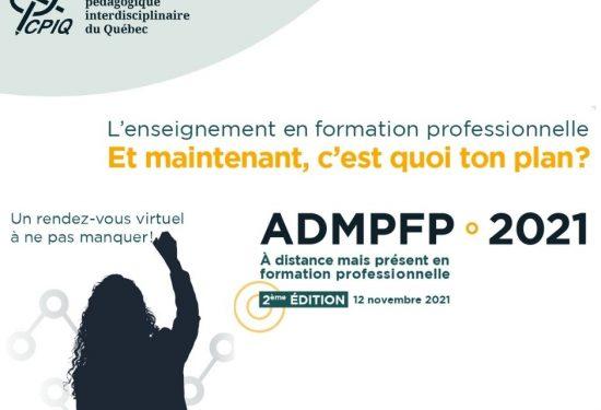 ADMPFP 2021 - enseignement professionnelle